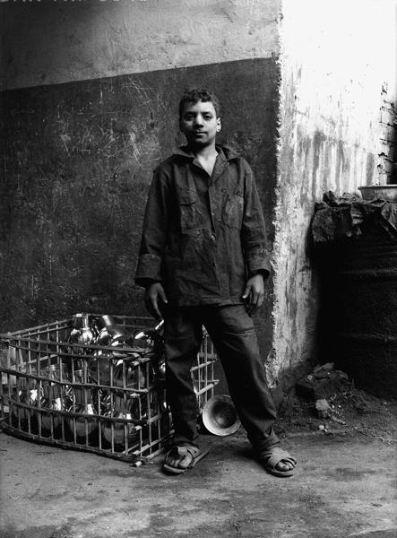 Rue Amir el-Guioush, Le Caire-1991
