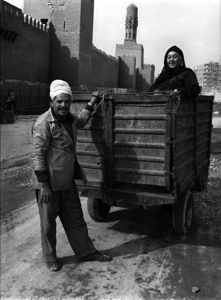 Bab el-Fotouh, Le Caire-1991