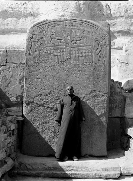 le Sphinx, Guizeh, Le Caire-1992