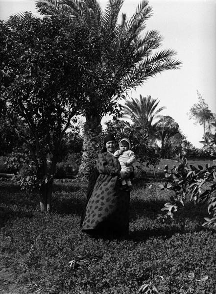Harraneyya, Guizah, Le Caire-1992