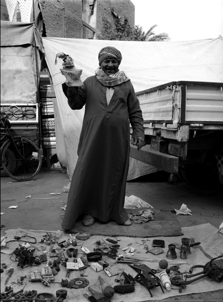 Embaba, Le Caire-1992
