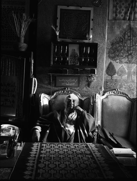 midan el-Guizah, Le Caire-1993