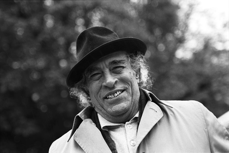 Edouard el Kharrat nov 1997 - Paris