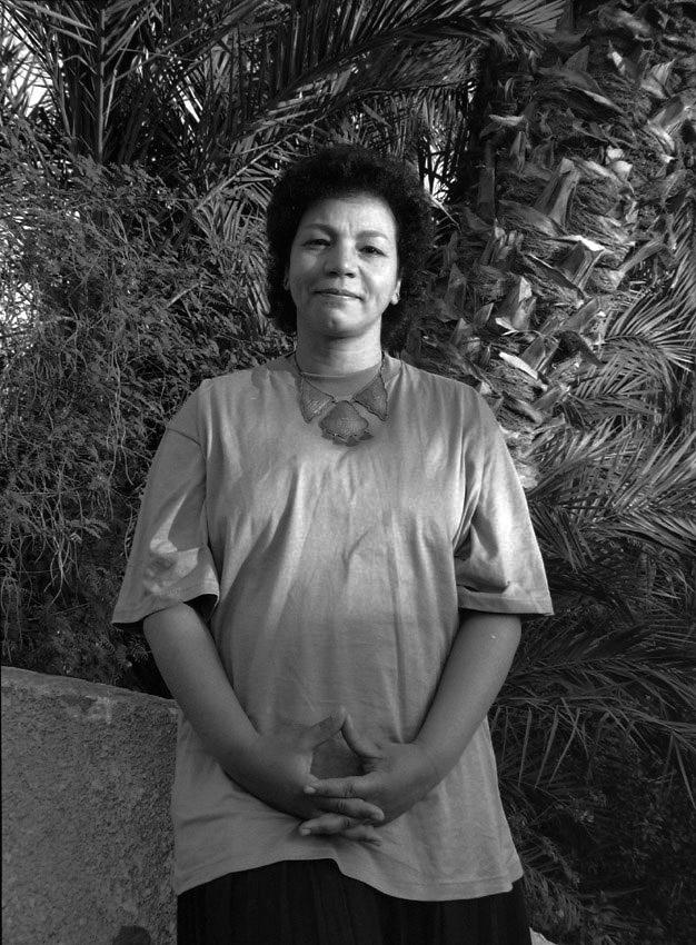 Salwa Bakr, Cairo - 1993