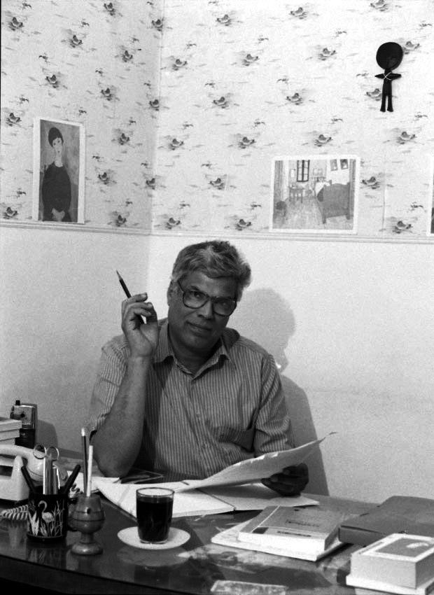 Ibrahim AbdelMeguid, Cairo - 1993
