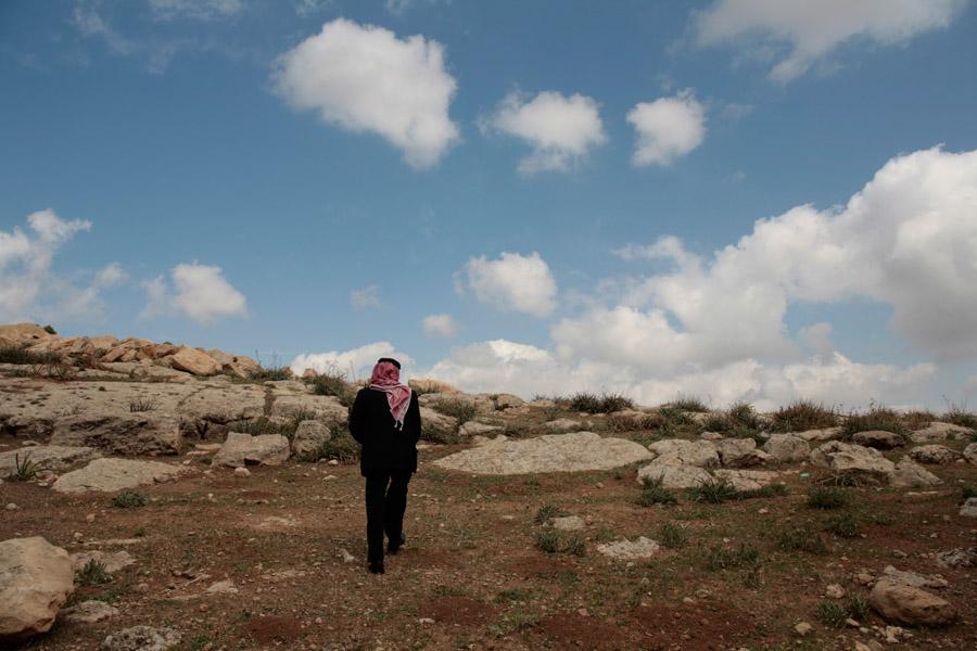 1er avril 2008 - environs de Sahloub, région de Jarash-Jordanie