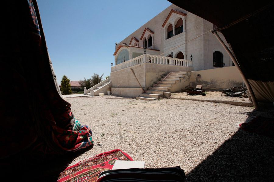 8 mai 2008 - maison de Fahd elKhreisha - village el Mowaqqar, Jordanie