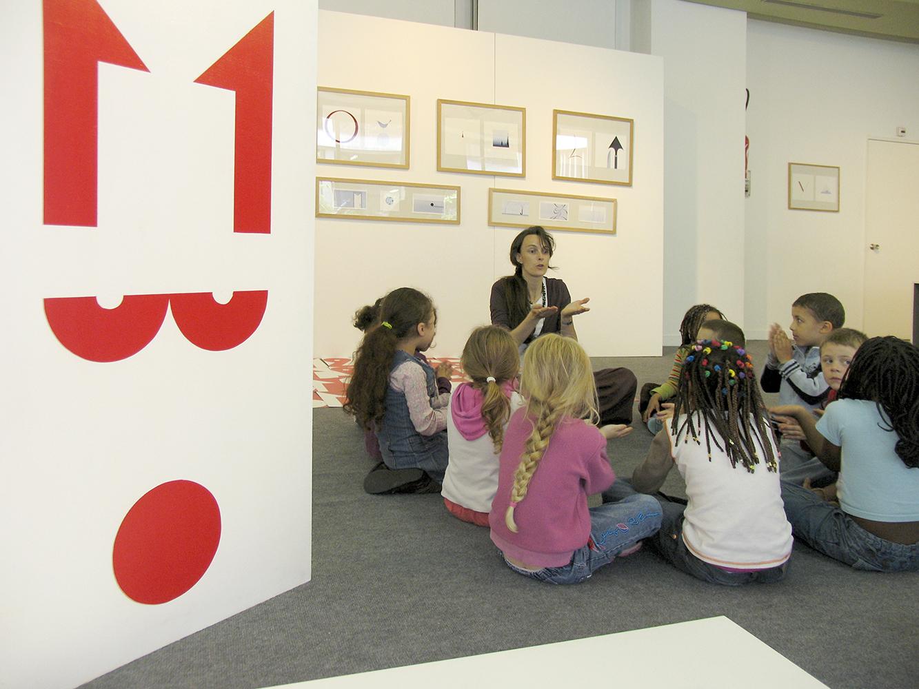 Exposition Anne Bertier - Médiathèque de Roubaix - avril, juin 2008
