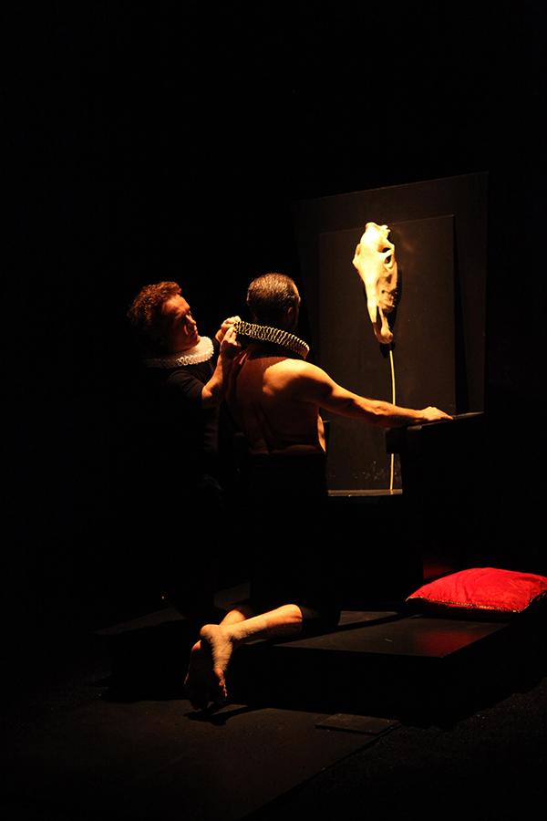 Golgota - Spectacle de Bartabas & Andrés Marin. Harras d'Annecy - France octobre 2013